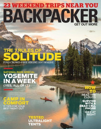 Best Price for Backpacker Magazine Subscription