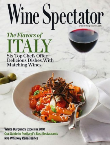 Best Price for Wine Spectator Magazine Subscription