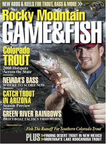 Best Price for Rocky Mountain Game & Fish Magazine Subscription