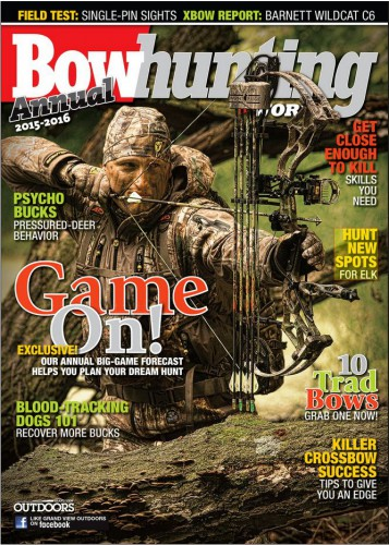 Subscribe to Bowhunting World
