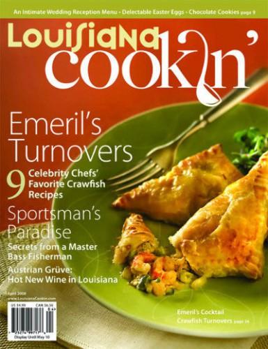 Subscribe to Louisiana Cookin'