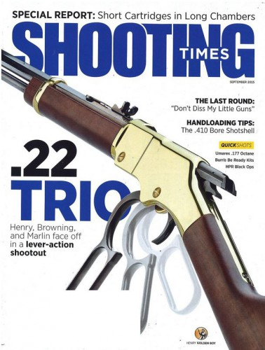 Best Price for Shooting Times Magazine Subscription