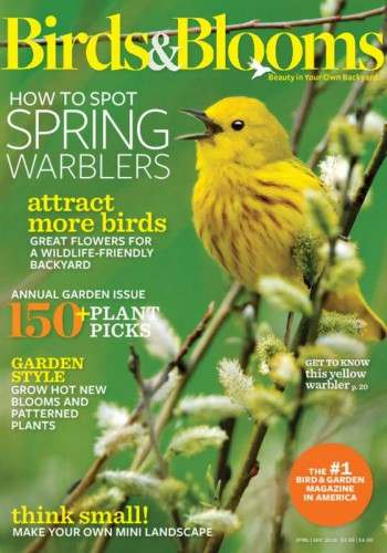Subscribe to Birds & Blooms