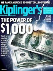 Kiplinger's Personal Finance Magazine Subscription