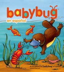 Babybug en Espanol Magazine Cover