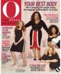 O, The Oprah Magazine Cover