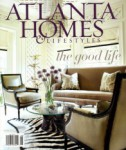 Atlanta Homes & Lifestyles Magazine - 2013-08-01
