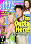 CBS Soaps In Depth Magazine - 2007-08-01