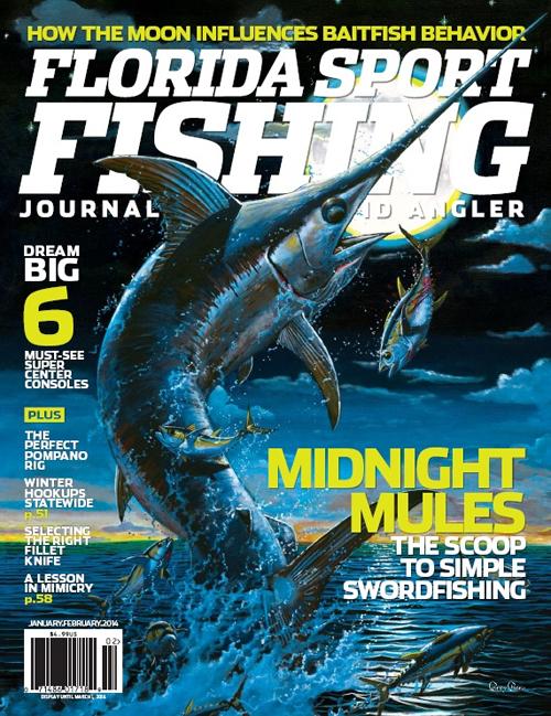 Florida sport fishing magazine subscription discounts for Florida sport fishing