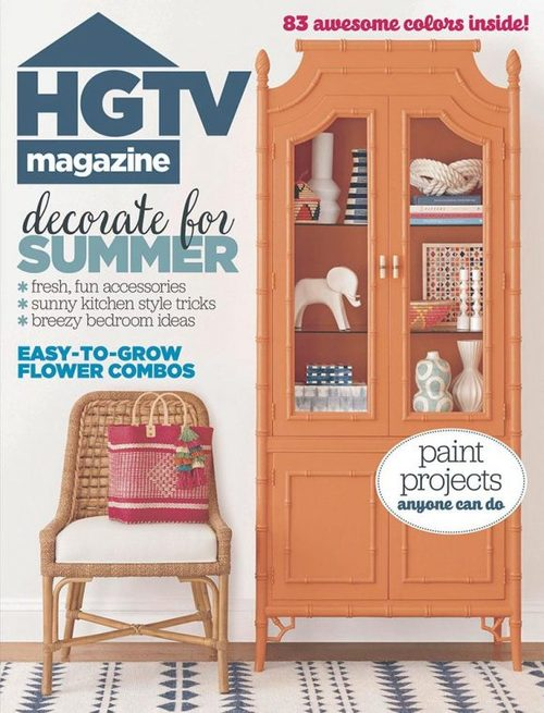 Hgtv magazine subscription discount hgtv magazine renewal for Free interior design magazine subscriptions