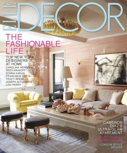 Elle decor magazine subscriptions renewals gifts for Elle deco magazine