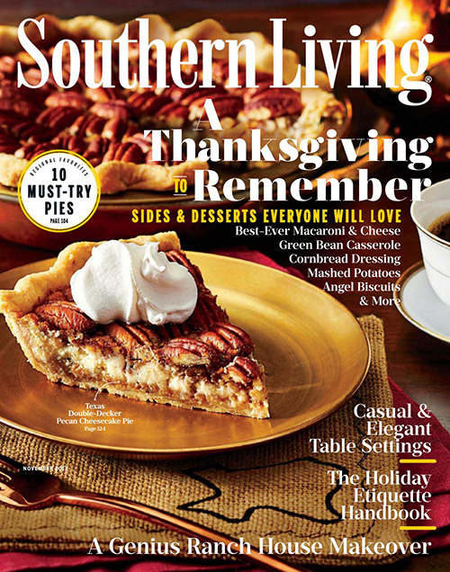 Perfect Southern Living Magazine
