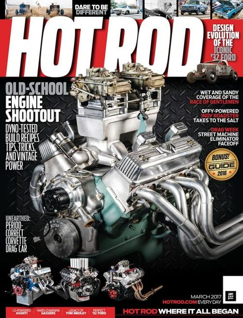 Hot Rod Magazine Subscriptions | Renewals | Gifts