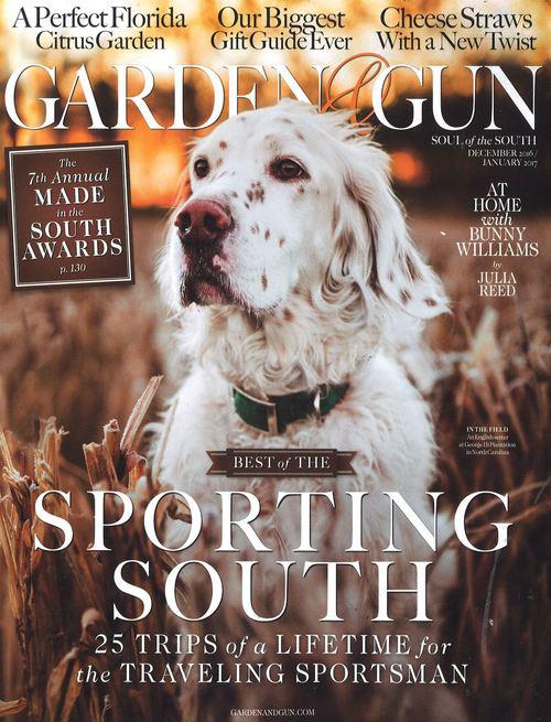 please wait while we load your selection garden gun - Garden And Gun Magazine