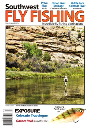 southwest fly fishing magazine subscriptions renewals