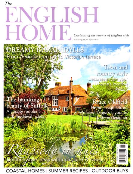 The english home magazine subscription discount deals for English house magazine