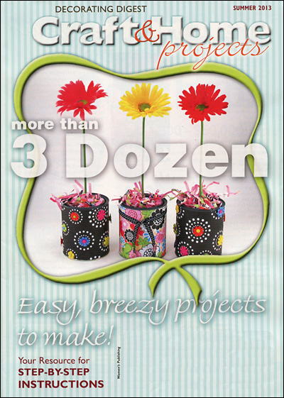 Decorating Digest Craft Home Projects