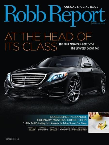 Robb Report Magazine Subscriptions Renewals Gifts