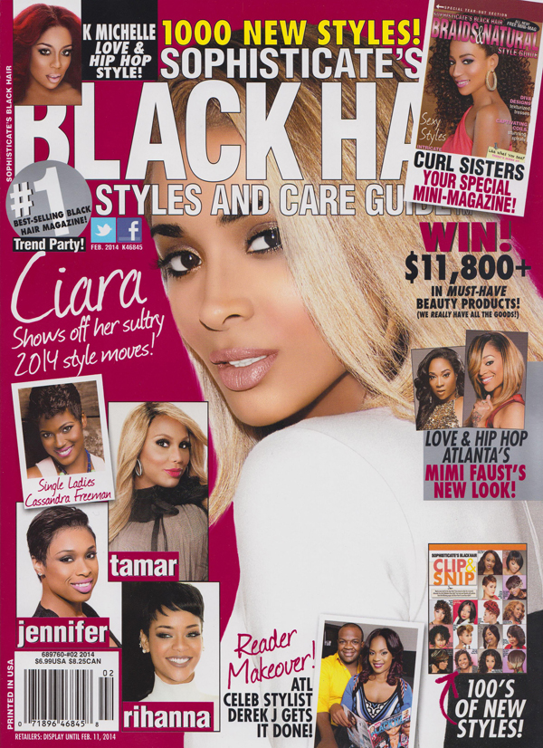 Black Hair Magazine Subscription Discounts | Renewal