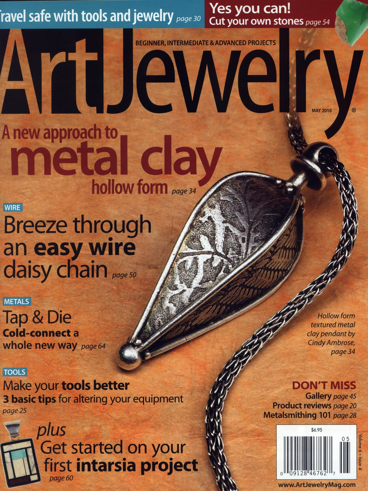 art jewelry magazine subscription discount 1 year