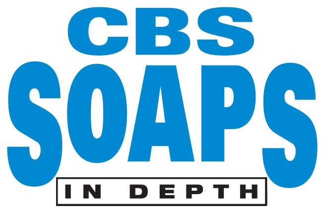 CBS Soaps In Depth Magazine