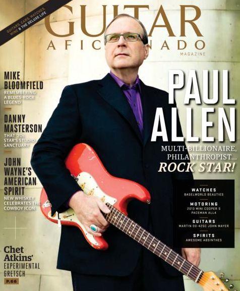 Guitar Aficionado Magazine