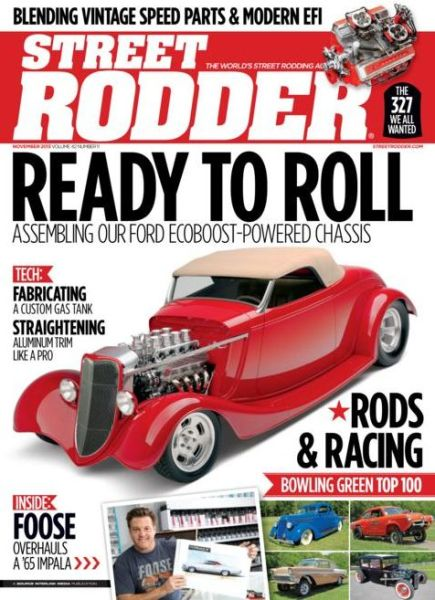 Street Rodder Magazine >> Street Rodder Magazine Subscription Discount Deals