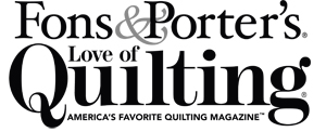 Fons & Porter's Love of Quilting Logo