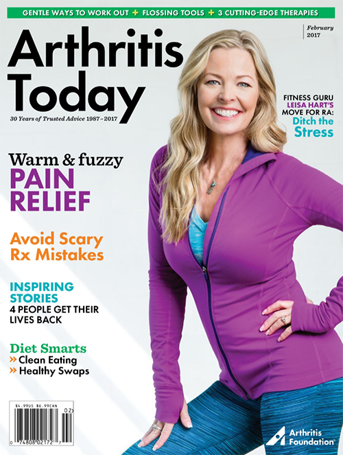arthritis today magazine subscriptions renewals gifts. Black Bedroom Furniture Sets. Home Design Ideas