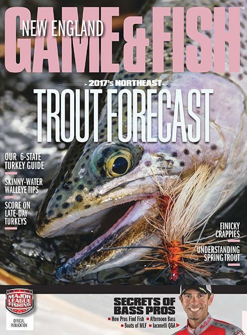 New england game fish magazine for Game and fish magazine