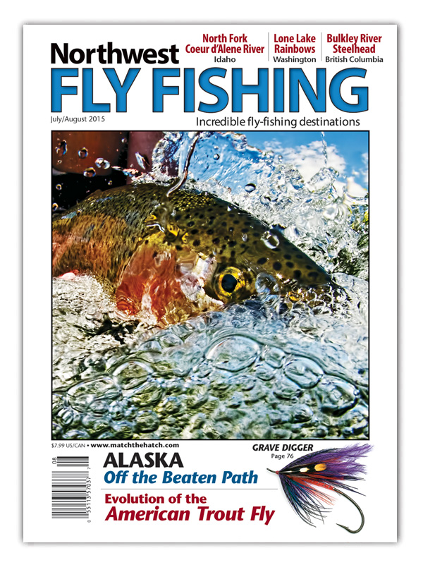 northwest fly fishing magazine subscriptions | renewals | gifts, Fishing Reels