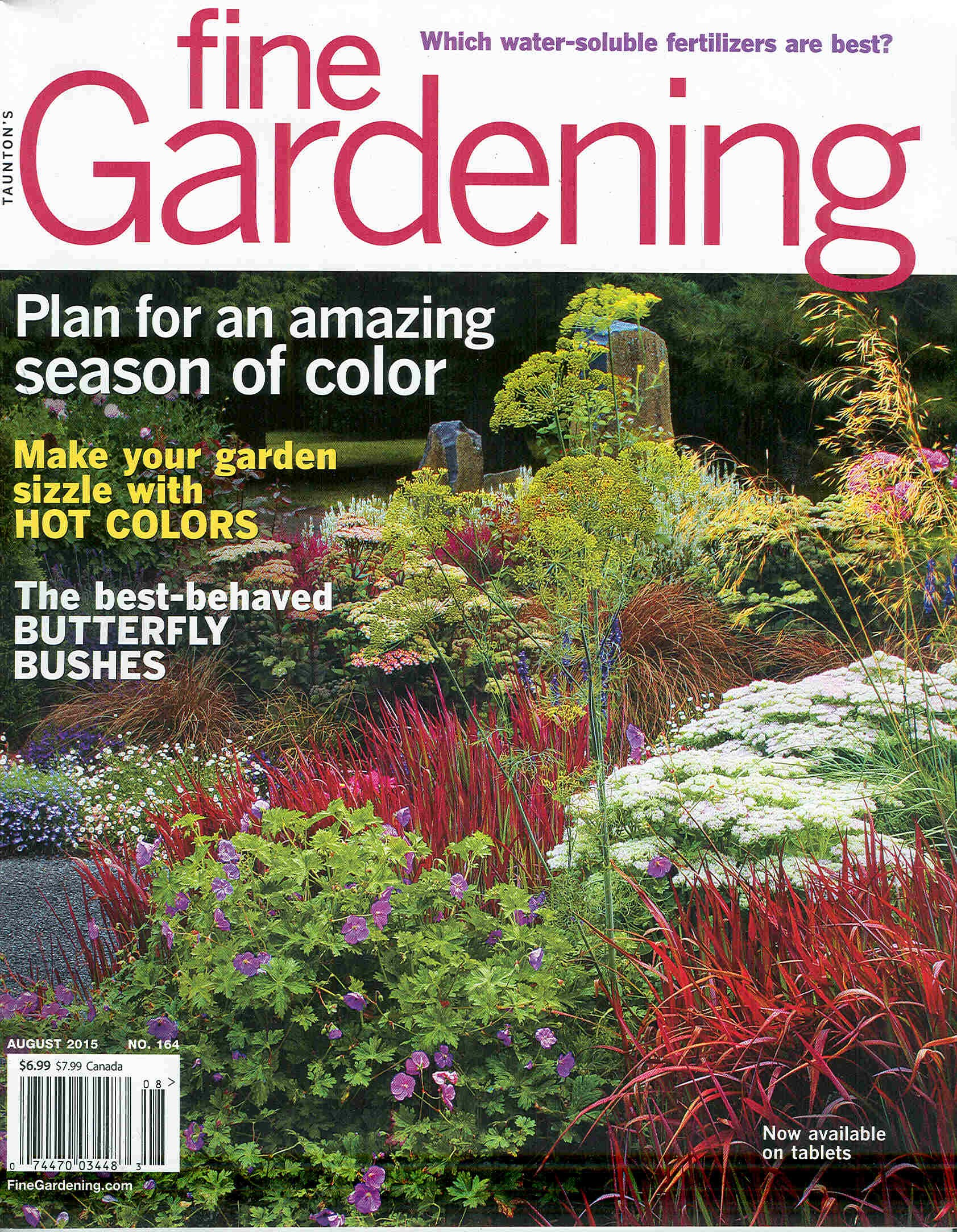 Fine Gardening Magazine Subscriptions Renewals Gifts
