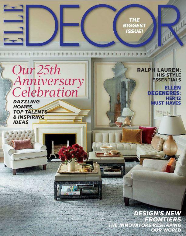 Elle decor magazine digital subscription for Art decoration magazine