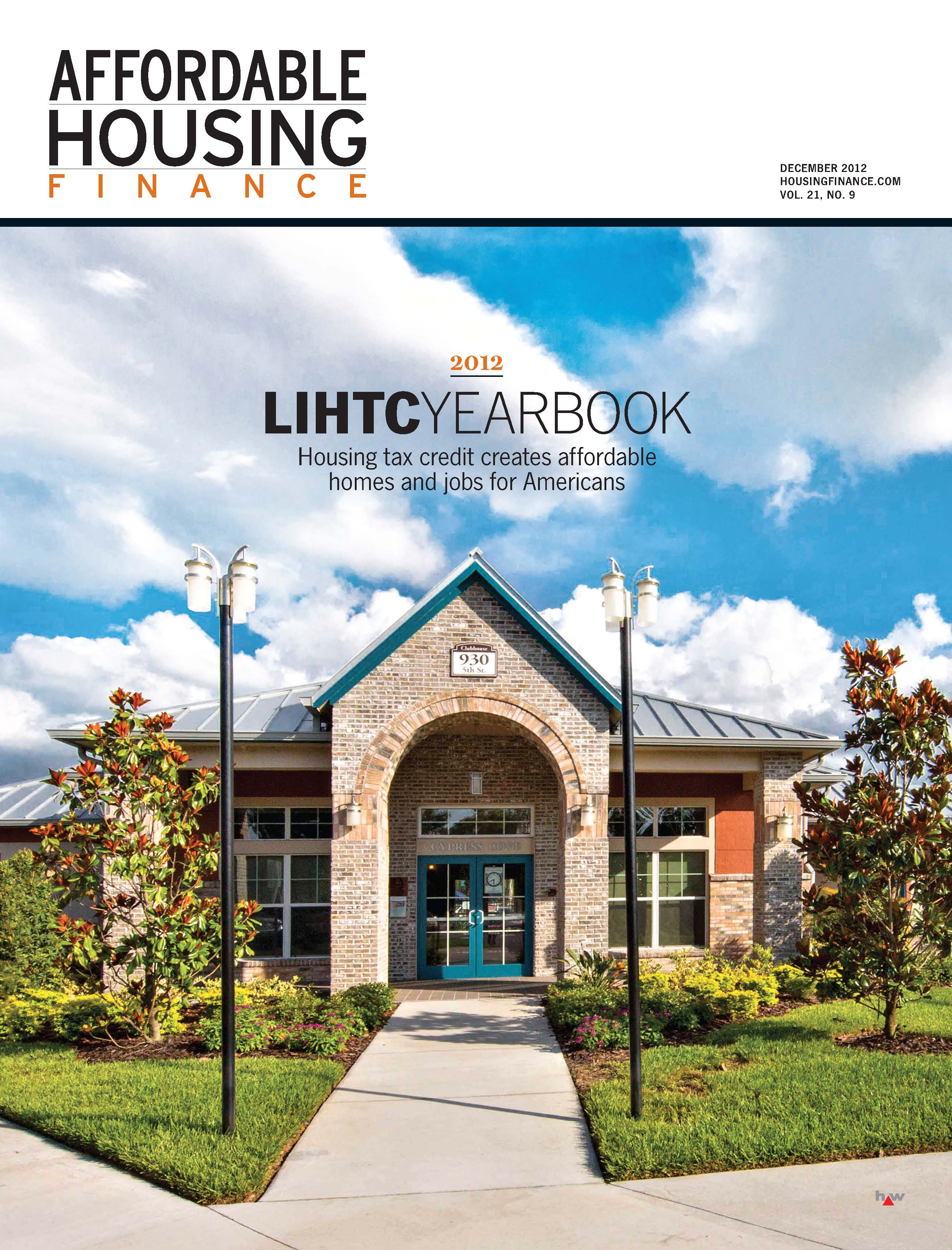 Affordable housing finance magazine discount subscription for Affordable home