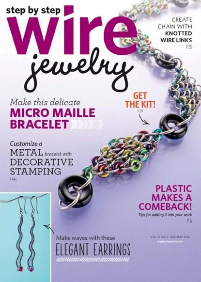 step by step wire jewelry magazine subscription discounts On step by step wire jewelry subscription