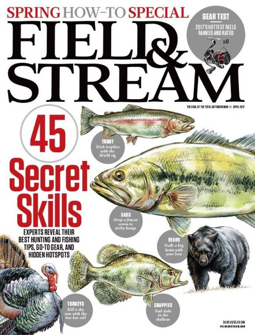 How do you place an ad in Field & Stream?