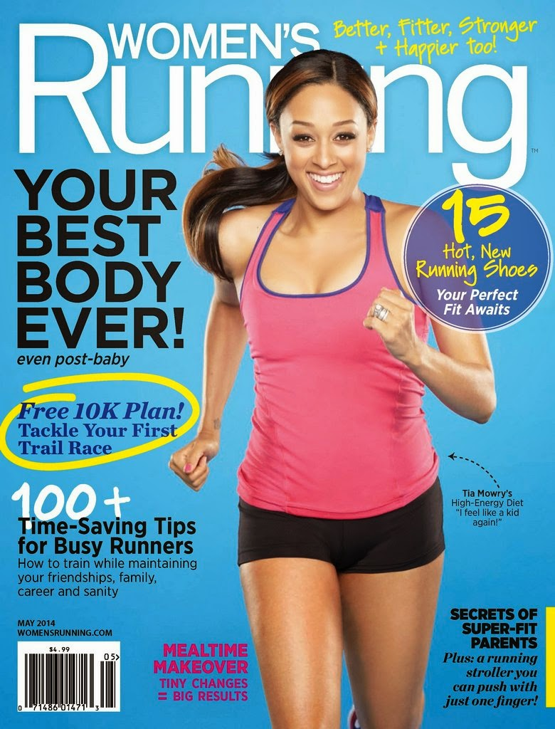 1-Year Women's Running Magazine Subscription