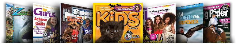 kid children magazine subscriptions