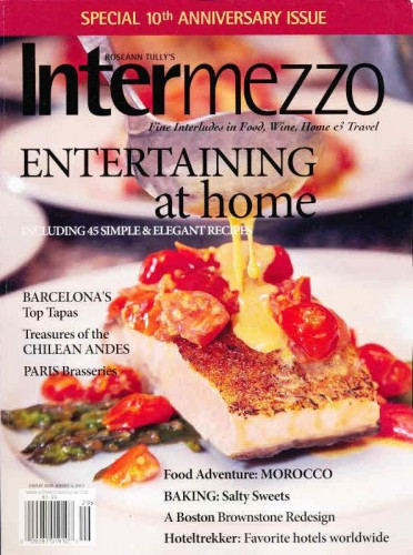 Best Price for Intermezzo Magazine Subscription