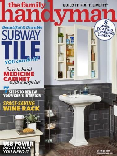 Family Handyman Magazine. Family Handyman Magazine Subscription