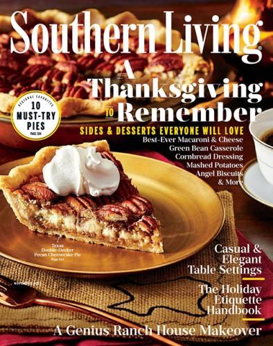Southern Living Magazine. Southern Living Magazine Subscription