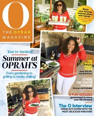 O- The Oprah Magazine