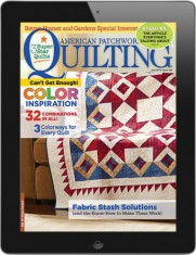 American Patchwork & Quilting Digital Subscription