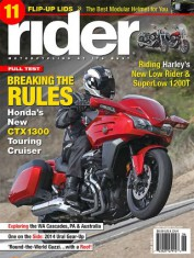 Rider Magazine Subscription