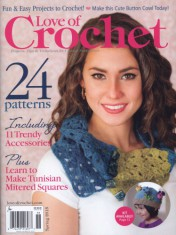 Love of Crochet Cover