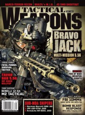 Tactical Weapons Magazine Subscription