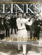 Links- The Best On Golf Magazine