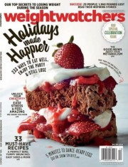 Weight Watchers Magazine cover