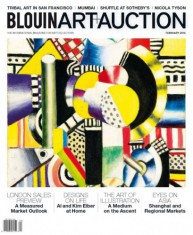 Art & Auction Magazine