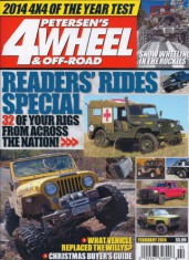 4 Wheel and Off Road Magazine